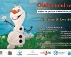10.08 Olaf in toiul verii – Atelier de pictura pentru copii