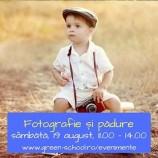 19.08 Fotografie și pădure pentru copii de 3-7 ani