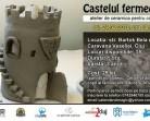 24.08 Atelier de ceramica pentru copii: Castelul fermecat