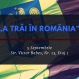 5.09 Întâlnire Toastmasters: A trăi în România