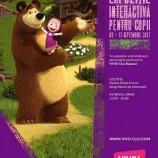 8-17.09 Expoziție interactiva: Masha și Ursul