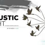 18.03 Concert: Acoustic Flight