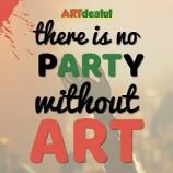8.05 Party: ARTdealul