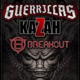 2.06 Concert: Guerrillas, Kazah, Breakout