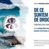 18.09 Dezbatere și lansare de carte: Drogurile