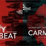 30.10 Spectacol de opera: City Beat / Carmen