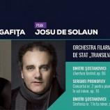 1.02 Concert simfonic: dirijor Mihail Agafiţa