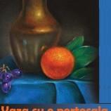 17.01 Atelier de desen in pastel: Vaza cu o portocala