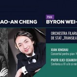 22.02 Concert simfonic – dirijor Henry Hao-An Cheng