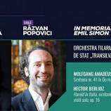 15.02 Concert simfonic – dirijor Gabriel Bebeşelea