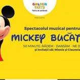 5.04 Eveniment pentru copii: Mickey Bucătarul