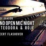 25.07 Recital: Piano Open Mic Night