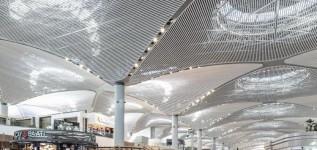Am fost pe aeroportul cu cel mai mare terminal din lume. Are propriul hotel și o zonă de shopping uriașă