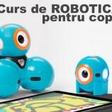 19.02 Eveniment pentru copii: Curs de robotica