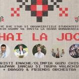26.02 Party: Seară Românească – Hai la Joc!