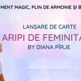 1.10 Lansare de carte: Aripi de Feminitate