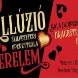 14.01 Spectacol de opera: Dragostea e doar o iluzie