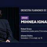6.02 Concert simfonic: dirijor Mihnea Ignat