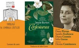 10.02 Lansare de carte: Jessie Burton – Confesiunea