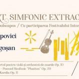 25.03 Eveniment cultural: Concert Simfonic Extraordinar