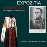 14.03 Expoziție: Vasile Stoica – mare diplomat și om de cultură