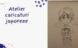 6.03 Atelier caricaturi japoneze