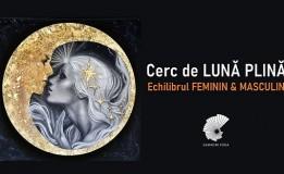 24.03 Cerc de Lună Plină: echilibrul feminin/masculin