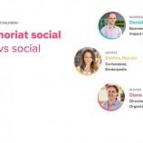 13.04 Webinar: Antreprenoriat social – business vs social