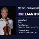 24.04 Concert simfonic – invitat David Grimal