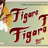 1.05 Spectacol de operă pentru copii: Figaro, Figaro, Figaro!