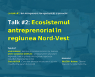 27.04 Conferința: Noi Antreprenori. Noi provocări și oportunități