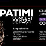 30.04 Concert de Pasti: Patimi