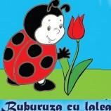 11.05 Atelier de pictură pe sticlă pentru copii: Buburuza cu lalea