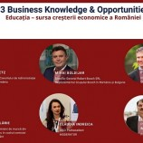 12.05 Workshop: Business Knowledge & Opportunities – Focus Education