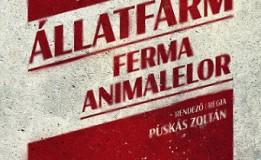 22.05 Spectacol: Ferma animalelor