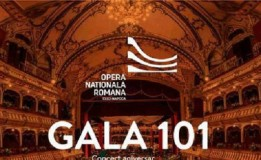 25.05 Concert vocal-simfonic: Gala 101