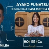 4.05 Emisiune: Horeca Trends cu Ayako Funatsu