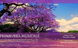 20.05 Concert: Primavera Musicale
