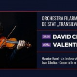 11.06 Concert simfonic: dirijor David Crescenzi