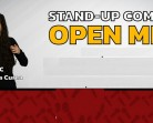 22.06 Stand-up Comedy: Open Mic