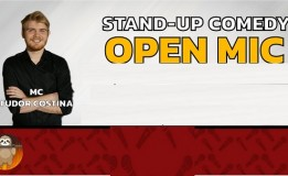 29.06 Stand-up Comedy: Open Mic