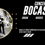 31.07 Concert: Bocaseca