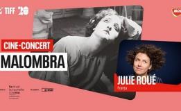 30.07 TIFF 2021: Cine-concert: Malombra by Simona Strungaru