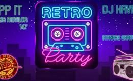 16.07 Retro party