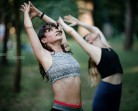 27.07 Yoga puterii in Parcul Central